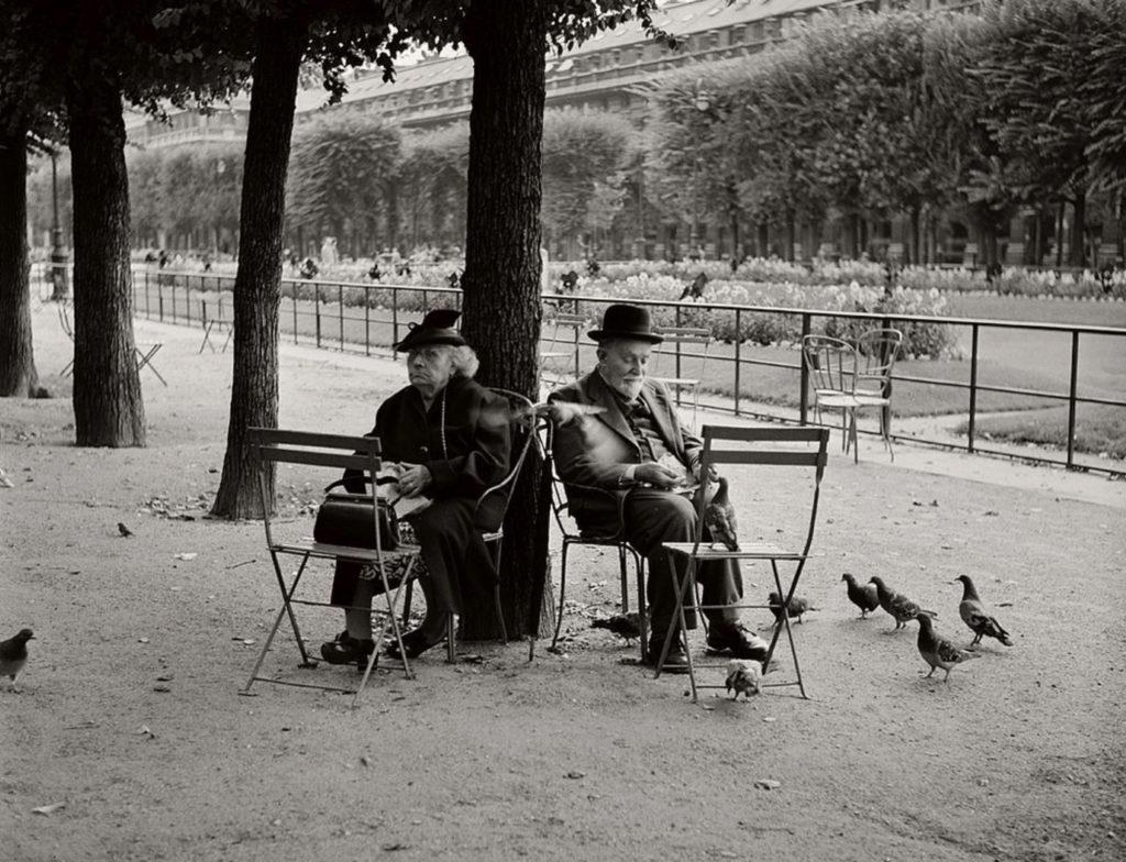 Paris par Bill Perlmutter