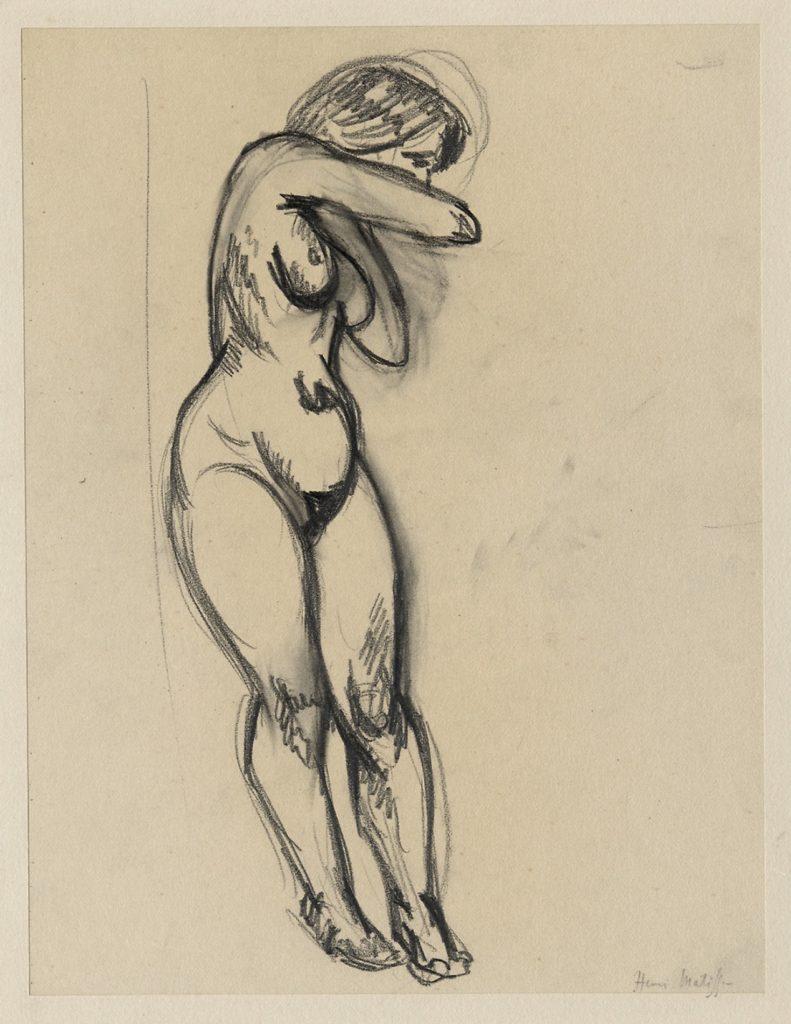 Dessin d'Henri Matisse