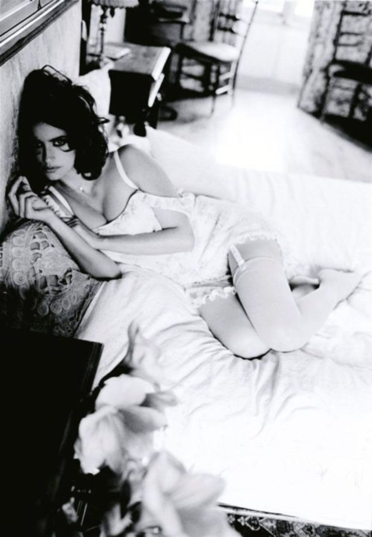 Penelope Cruz by Ellen Von Unwerth