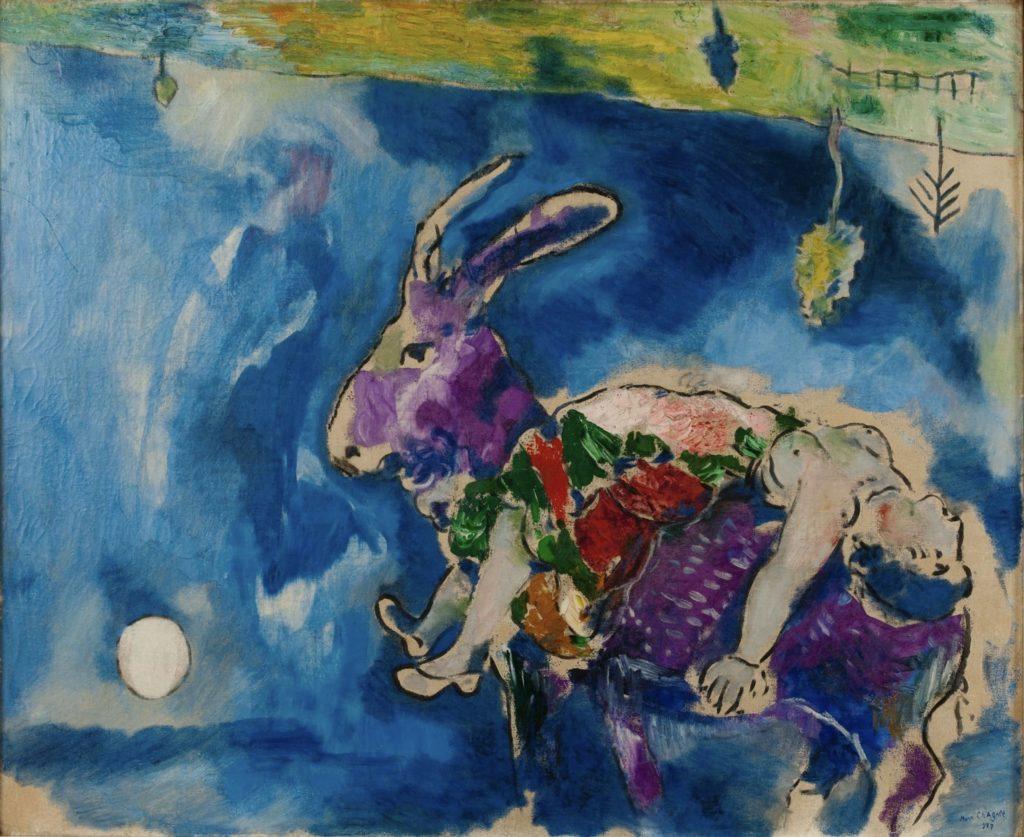 Le rêve de Marc Chagall