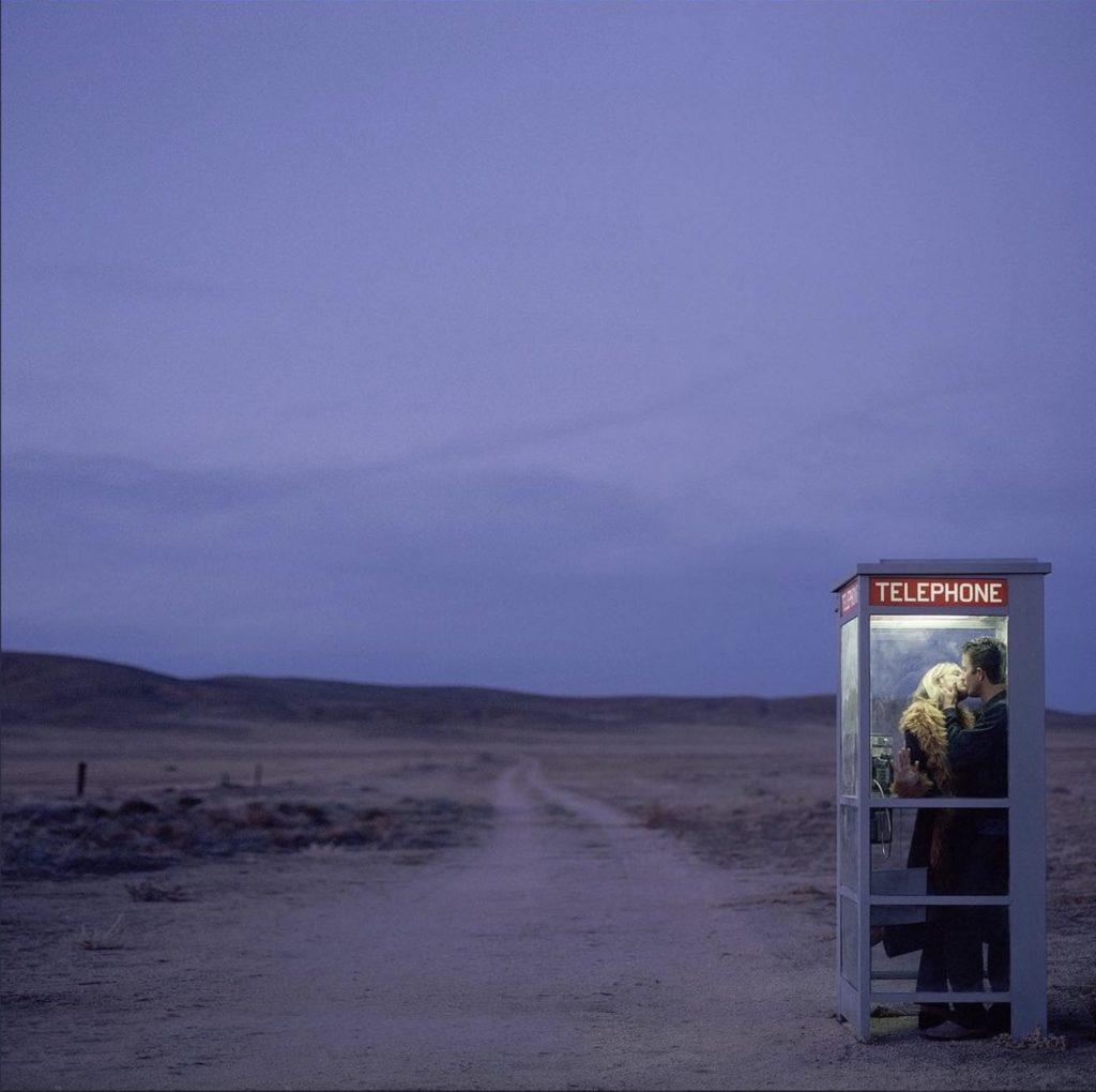 Hot Line by Keith Bernstein