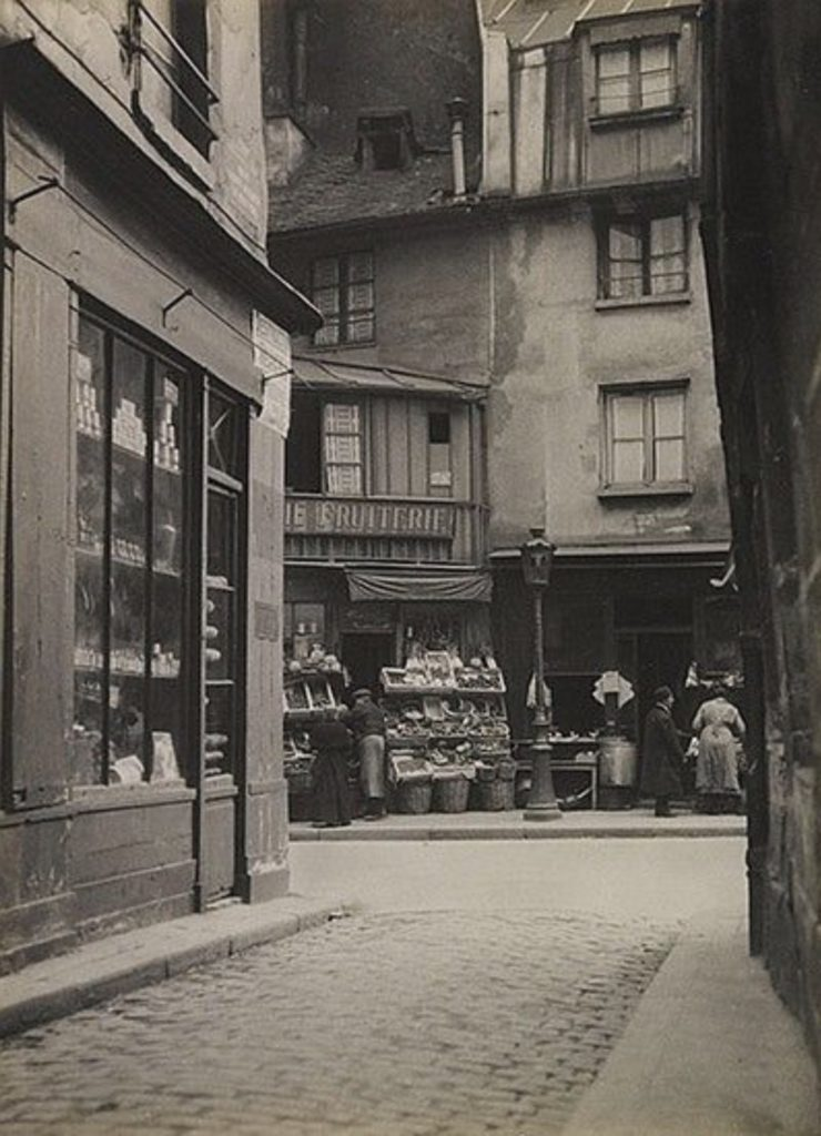 John Paul Edwards.  Au Quartier Latin (1932/35)