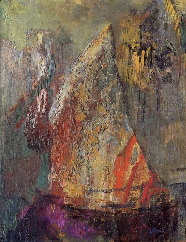 Bateau par Odilon Redon