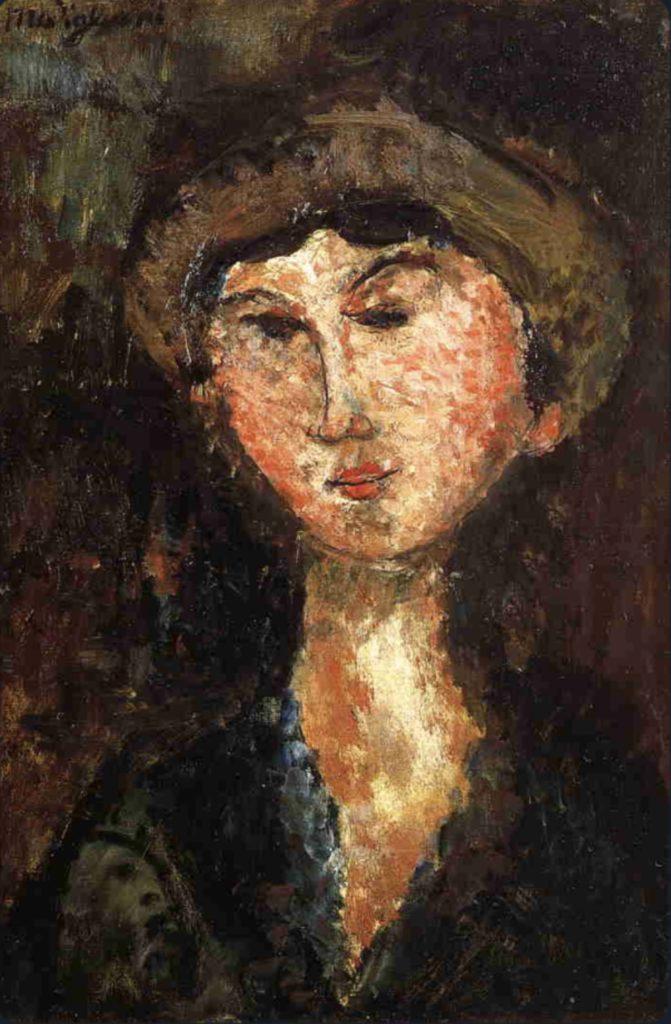 Béatrice Hastings par Amedeo Modigliani