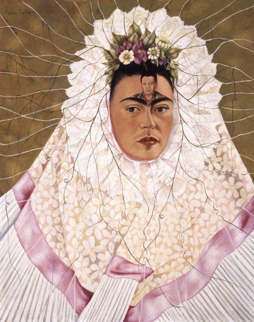 Diego en mes pensées de Frida Khalo