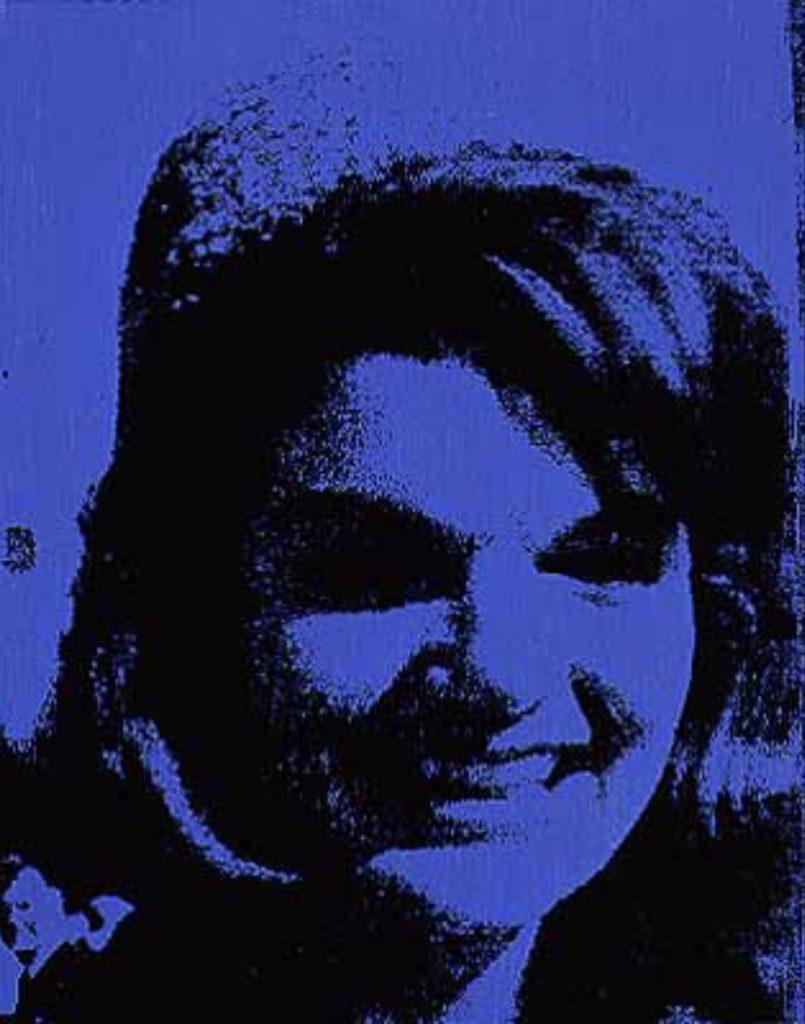 Jackie par Andy Warhol
