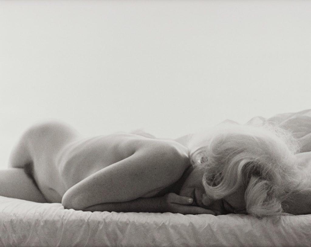 Marylin Monroe au Bel Air Hotel, Los Angeles (1962) par Leif-Erik Nygards